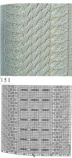 nice beautiful knitting stitch pattern lace aran красивые узоры на спицах click to large knitting patterns  #afs collection