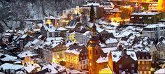 Monschau-weihnachtsmarkt- DE