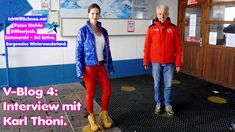 V-Blog 4 Passo Stelvio mit Lena: Inerview mit Karl Thöni (Winterstart 20... Interview, Blog, Coat, Youtube, Jackets, Fashion, Step By Step, Down Jackets, Moda