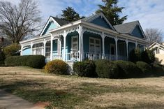 OldHouses.com - 1890 Victorian - Across from the Old Governor's Mansion in Milledgeville, Georgia