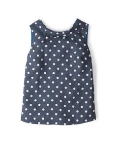 Lena Top WA583 Sleeveless Tops at Boden