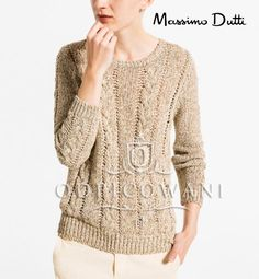 Sweter Massimo Dutti Collection EUR M