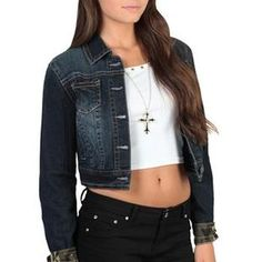 Denim jean jacket juniors – Modern fashion jacket photo blog