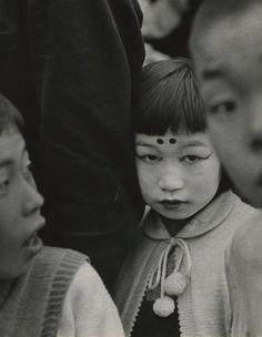 "inneroptics: "" Sheldon BRODY Untitled, Japan, c.1960 """