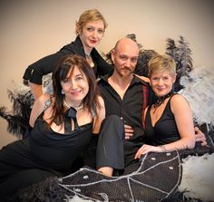 The Witches of Eastwick will be performed at Hertford Theatre by Ware Operatic Society. Photo: Steve Beeston
