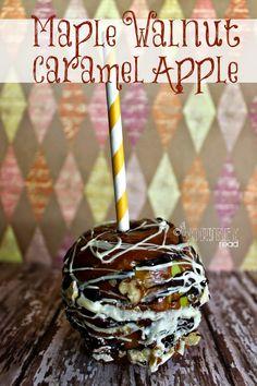 Maple Walnut Caramel