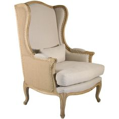 I pinned this Leon Chair from the Voyageur & Co event at Joss & Main!