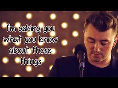 Sam Smith    How Will I Know Lyrics