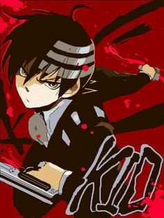 death the kid #soul eater