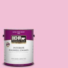 BEHR Premium Plus, Pink Chintz (AB Dresser)