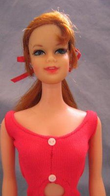 Stacy, my favorite doll in the Barbie stable.