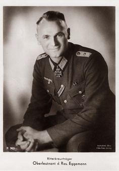 Walter Eggemann 1911 - 1957