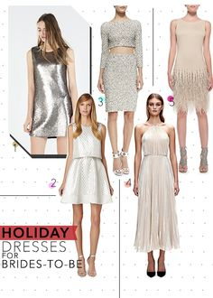 Finally, dresses you can wear again for your engagement party and more | Brides.com