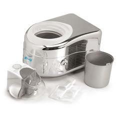 Mr. Freeze EIM-550 Ice Cream Maker 1.5QT- White