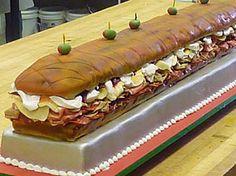Sub Cake!!
