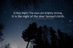 ❥ O Holy Night