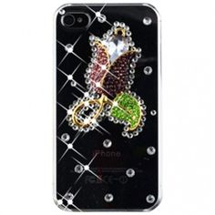 twinkle and luxurious look for iPhone 4/4S here! Does anyone want to get this hard case to make your phone more beautiful?