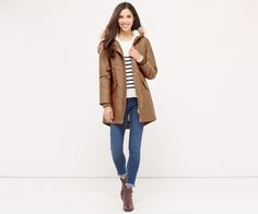 Oasis, THE GRACE PREMIUM PARKA Camel. I love the colour of this, can be tricky to find in a more casual coat. Winter Coats Women, Coats For Women, Jackets For Women, Oasis Uk, Parka Coat, Camel, Colour, School, Shopping