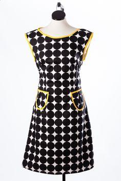 Fru Mynte - Hauzfrau Kjole - Kjoler med strålende skønhed… find din yndlings kjole her - Hauzfrau Next Dresses, Dresses For Work, Washi Dress, Diy Clothes, Clothes For Women, Retro Outfits, Retro Dress, New Wardrobe, Dream Dress