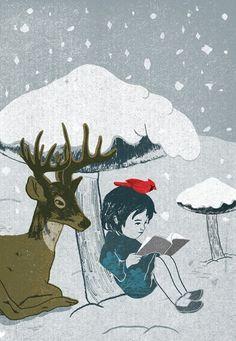 Algún día serás lo suficientemente viejo como para volver a leer cuentos de hadas otra vez.