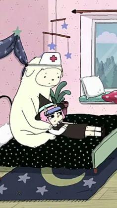Cartoon Network, Summer Camp Island, Cute Illustration, Girl Cartoon, Cartoon Characters, Childhood, Snoopy, Camping, Wallpaper