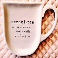 Sereni'tea __[Via BritishBird/FB]