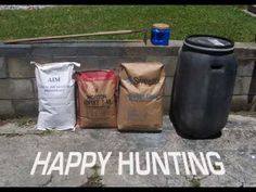 WHITETAIL DEER MINERAL RECIPE