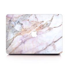 Lilac Dream Marble MacBook Case, , MacBook Case, MINZ