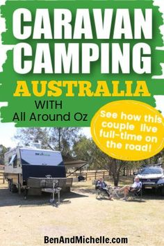 All Around Oz share their caravanning and camping around Australia tips. How they fund their travels, what they did with their belongings and more! Camping around Australia | Road trip around Australia | caravanning Australia | Living in a caravan | Caravan living full time | Caravan Australia Australia Living, Australia Travel, Caravan Living, Australian Road Trip, Best Places To Camp, Old And Teen, Living On The Road, Short Trip, Caravans