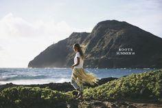 Roam Hawaii's ROOTS collection, summer 2016 // TheEditHawaii.com
