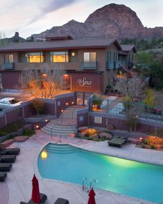 Sedona Rouge Hotel & Spa – Sedona, Arizona