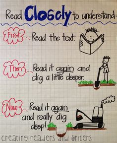 Making the Most of Anchor Charts ~ Love these free ideas from Andrea Knight!