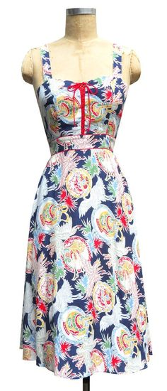 Trashy Diva Dorothy dress in Pearl Harbor 2 or 4                                                                                                                                                      More