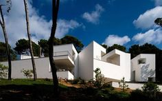 House in Spain by Alvaro Siza.