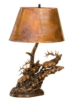 Rustic Lighting - Reclaimed Furniture Design Ideas