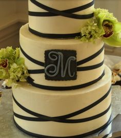 Carlyle House, Norcross GA, Such a pretty cake!
