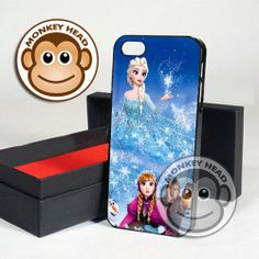Frozen Disney for iPhone 4/4s, 5, 5s, 5c and Samsung Galaxy s2, s3 and s4 Case by MOMONKEYHEAD on Etsy