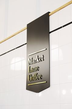 Black = posit note with lettering cafe signage, directional signage, wayfinding signs, Shop Interior Design, Cafe Design, Retail Design, Store Design, Nordic Interior, Environmental Graphic Design, Environmental Graphics, School Signage, Wayfinding Signs