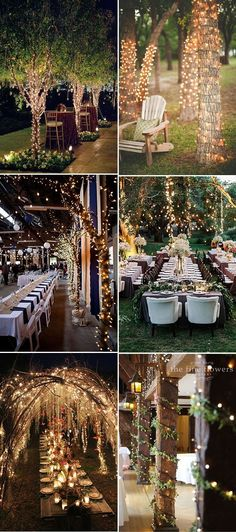 New Ideas For Backyard Wedding Ceremony Ideas Trees Wedding Ceremony Ideas, Outdoor Wedding Decorations, Backyard Decorations, Wedding Ceremonies, Ceremony Decorations, Budget Wedding, Backyard Ideas, Reception, Table Decorations