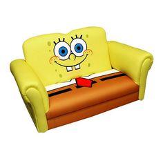 Merveilleux Spongebob Square Pants Deluxe Rocking Sofa $139.99 Watch Spongebob,  Nickelodeon Spongebob, Spongebob Patrick,