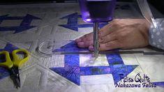 "Patchwork Quilt パッチワークVol.21""フリーモーションキルティング"" Nakazawa Felisa中沢フェリーサ  Free motion quilting!!Happy day!!"