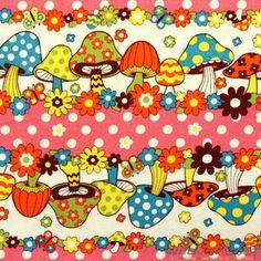 Stof: Katoen - Canvas Samenstelling: 100% Katoen Breedte: 112 cm Kleur: Roze Afmeting afbeelding: 20 op 20 cm Extra omschrijving: Dit is een dikker geweven katoen, sterkte van een canvas....