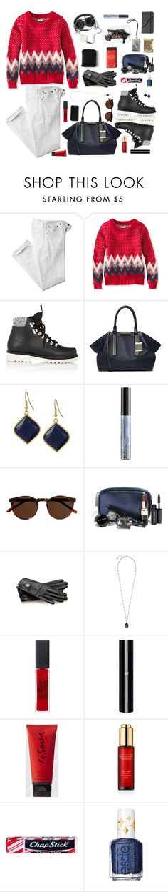 """""""Organized Set"""" by daiscat ❤ liked on Polyvore featuring Polo Ralph Lauren, L.L.Bean, Barneys New York, Michael Kors, J.Crew, Bobbi Brown Cosmetics, Gucci, Monsoon, Maybelline and H&M"""
