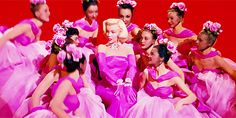 """desireearmfeldt: """" Marilyn Monroe in Gentlemen Prefer Blondes (1953) """""""