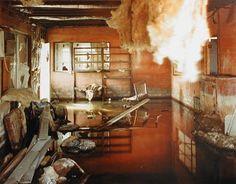 Flooded House (chair) Salton Sea (1985) Richard Misrach