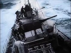 """Full title reads: """"The Navy In Action Off Norway"""". Good shots of British Royal navy warships in action in Norwegian fjord. German Army, Royal Navy, Battleship, British Royals, World War, Wwii, Norway, Documentaries, Transportation"""