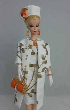 OOAK Handmade Vintage Barbie Silkstone Clothes Fashion – Journey to Milan | eBay