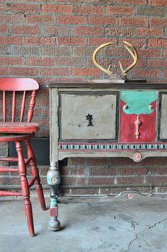 Painted furniture di