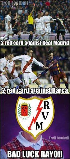 Bad Luck Rayo