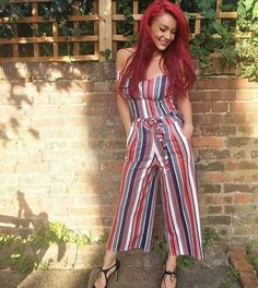 Dianne Buswell - Work hard and play harder 💃Thankyou for my jump suit 👗 and it would be rude not to mention the shoes ❤️ Gothic Models, Joe Sugg, Hair Dye Colors, Celebrity Outfits, Celebs, Celebrities, Gothic Fashion, Red Hair, Jimmy Choo